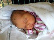 VANDA LUKAŠÍKOVÁ se narodila 26. listopadu ve 14:59 mamince Veronice a tatínkovi Martinovi z Hrádku u Rokycan. Po příchodu na svět v plzeňské porodnici U Mulačů vážila sestřička dvouleté Laury 3050 gramů a měřila 49 centimetrů.