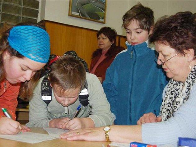 Ve středu se v Rokycanech uskutečnila matematická olympiáda.