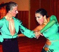 Rokycanská soutěž ve společenském tanci lámala v sobotu rekordy. Páry dorazily z celé republiky.
