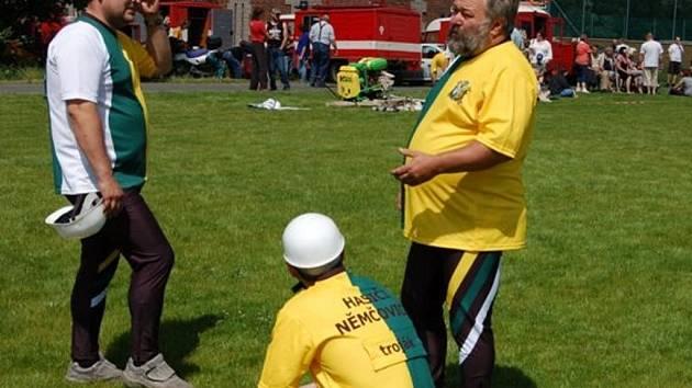 Vládu v Liblíně přebírali v sobotu odpoledne dobrovolní hasiči. Pořádali okrskovou soutěž