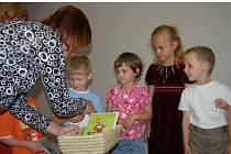 Litohlavští vítali šest ročních dětí