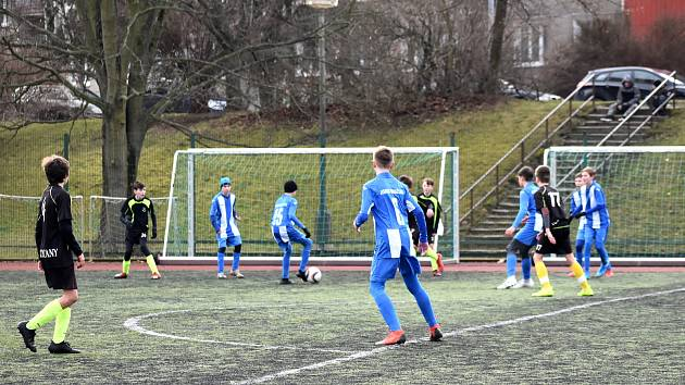 FC Rokycany - Domažlice 2:2 (2:1)