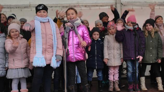 Vánoční trhy v Rokycanech