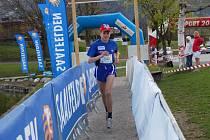 Mladý rokycanský vytrvalec Jakub Hána potvrdil svou vynikající formu v dalším závodě. Tentokrát se zúčastnil v sousedním Rakousku 13. ročníku krosového běhu okolo jezera Ritzensee a jednoznačně zvítězil.