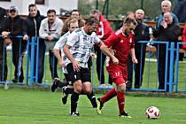 Okresní fotbalová soutěž mužů. Ilustrační foto.