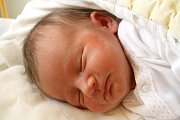 JOSEF PRŮŠA z Mirošova bude mít ve svém rodném listu datum narození 14. dubna. Přišel na svět v 17:46 hodin jako druhé dítě manželů Kristýny a Josefa Průšových. Doma se na brášku těší prvorozená Alžbětka (6 let). Míry 3170 gramů a 49 cm.