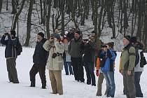 Výprava rokycanské organizace Českého svazu ochránců přírody směřovala k Berounce. Cílem pozorování se stali zimující opeřenci.