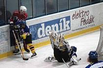 Další nerozhodný výsledek si zaknihovali v juniorské lize mladí hokejisté HC DAG Rokycany. Doma hráli 2:2 s Pískem.