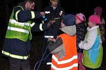 Malí hasiči plnili nejrůznější úkoly