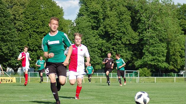 FC Rokycany - Slavia Vejprnice 4:0 (1:0)