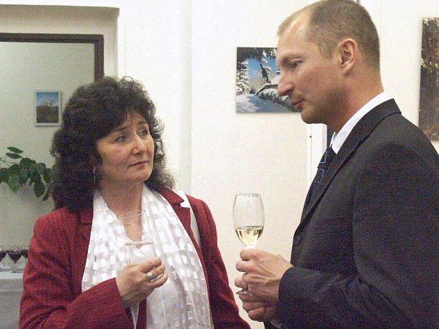 Skladatelka sylvie Bodoropvá pobývá ve Zbiroze často.