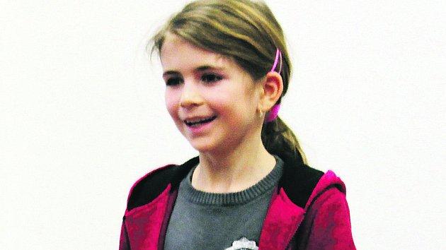 Adéla Kesnerová.