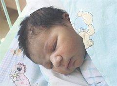 Amálie FRANKOVÁ se narodila 29. července ve čtvrt na pět ráno. Maminka Anna a tatínek Valdemar věděli, že si domů z porodnice ponesou malou holčičku. Amálka má doma sourozence Adrianu (20 let) a Marka (11 let). Její porodní váha činila 3300 gramů, měřila