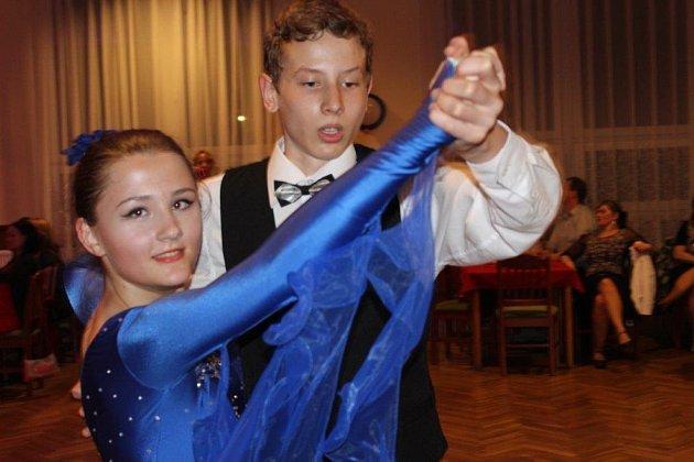 V Rakové se vznášeli tanečníci