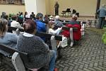 Klavírní koncert v rokycanské knihovně