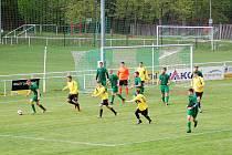 FC Rokycany B - TJ Sokol Mochtín  3:3  (1:2) PK 4:2