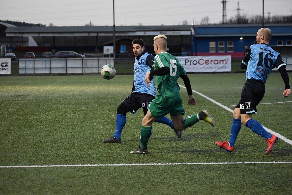 FC Rokycany B - Holýšov 1:0