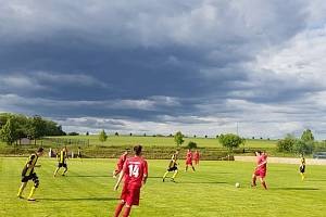 FK Kněževes - Skomelno 1:2.