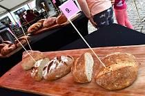 Soutěž o nejlepší chleba.