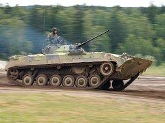 Armáda - cvičení (ilustrační foto)