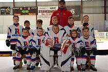 Nejmladší hokejisté HC Rokycany
