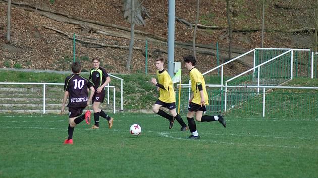 FC Rokycany - Dynamo Horšovský Týn 6:0