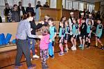 4. ročník házenkářského turnaje K + M + B Cup v Rokycanech