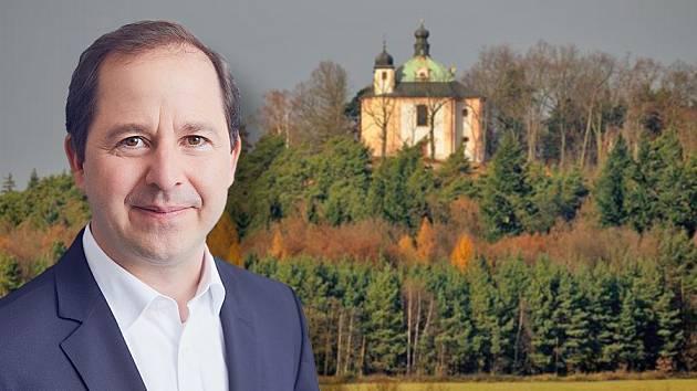 Ředitel společnosti Progroup působící v Rokycanech Philipp Kosloh
