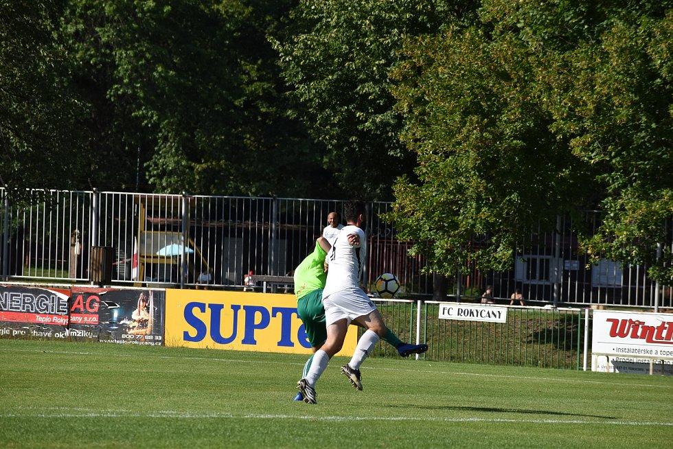 FC Rokycany - TJ Sušice 3:2  (2:2)
