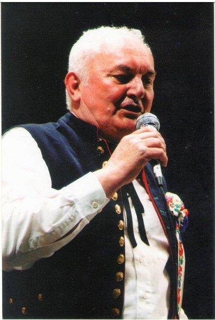 VĚČNĚ MLADÝ osmdesátník Josef Kabourek.