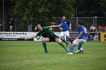 FC Rokycany - TJ Sokol Lom  1:2 (0:2)