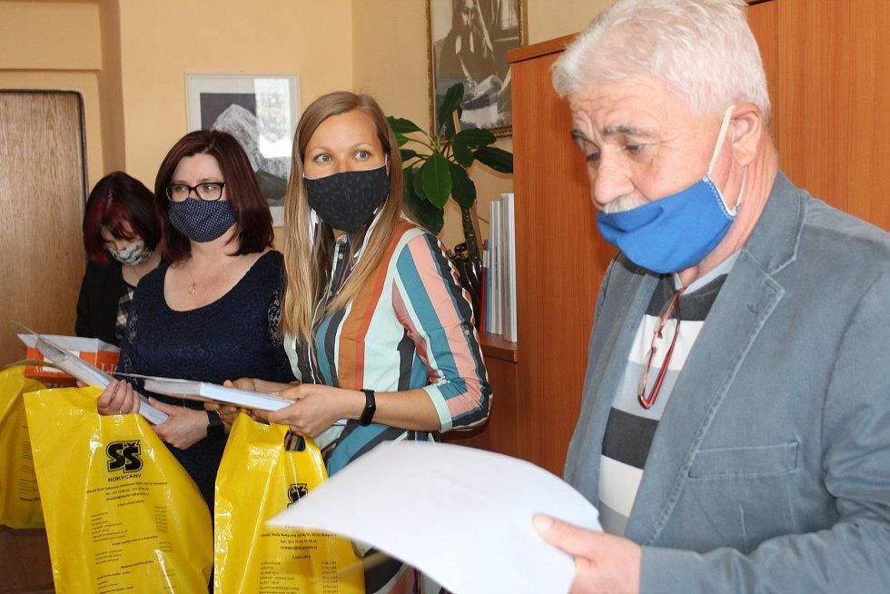 Maturity 2020 ve Střední škole Jeřabinová, Rokycany