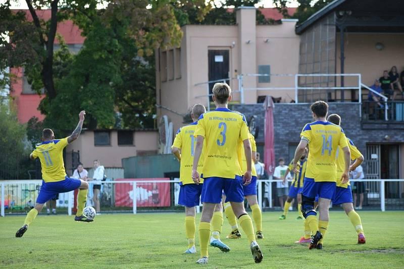 FC Rokycany B - Kaznějov  0:1