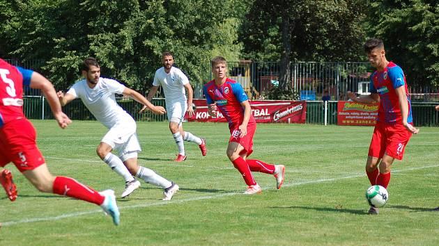 FCVP - Mladá Boleslav - přípravný zápas v Rokycanech