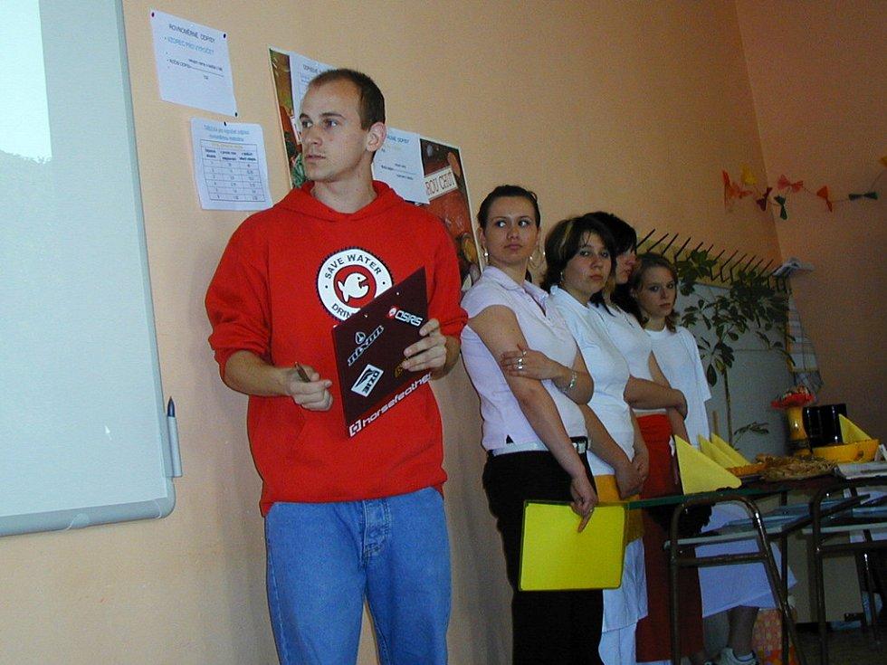 Žáci SOU Jeřabinová se stali zpravodaji ze SRN.