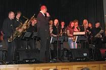 V sále rokycanské Střelnice si ve čtvrtek večer dali dostaveníčko milovníci hudby. V rámci mezinárodního festivalu Jazz bez hranic.