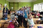 Dopravní prevence v základní škole ve Veselé