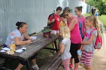 Pohádkovou cestu kouzelným lesem připravuje oddíl Divoká Orlice pro děti každoročně...