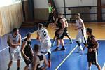 Basketbalisté SKB Rokycany.