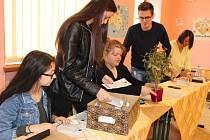 Studentské volby v Rokycanech