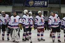Odveta čtvrtfinále play-off Klabava - HC Rokycany 2:7