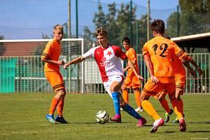Slávia Praha - FC Rokycany 4:2 (3:1)