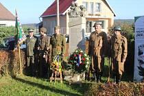 Jan Kudlič padl ve II. světové válce, Patrik Štěpánek v Afgánistánu