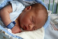 Štěpán HRON z Mladého Smolivce se narodil 21. května v 16 hodin a 42 minut. Manželé Vladimíra a Jakub se nechali pohlavím svého třetího dítěte překvapit až na porodní sál. Doma už mají Lukáše (3 roky) a Markétku ( 11 měsíců). Štěpán vážil 3690 g, 51 cm.