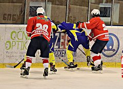 Zápasy rokycanských hokejových juniorů skončily tentokrát nezdarem