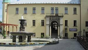 Areál Zbirožského zámku