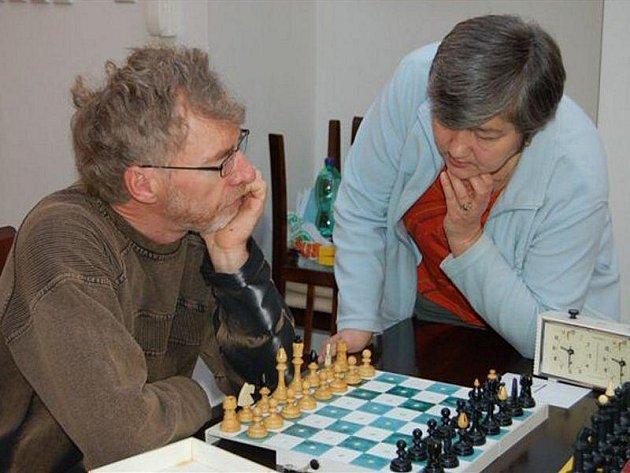 Turnaj zrakově postižených šachistů se odehrál v Rokycanech.