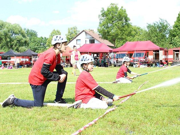 Starší žáci Mirošova předvedli v okresním kole Plamenu nejlepší výkon a jeli tak sbírat zkušenosti do krajského kola.