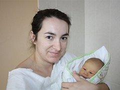 Miroslav KADEŘÁBEK z Mostiště se na sále rokycanské porodnice narodil 22. ledna. Přišel na svět ve 21 hodin a 25 minut. Manželé Marie a Miroslav se nechali pohlavím svého prvního dítěte překvapit. Míry malého Mirečka činily 3850 gramů a 52 centimetrů.