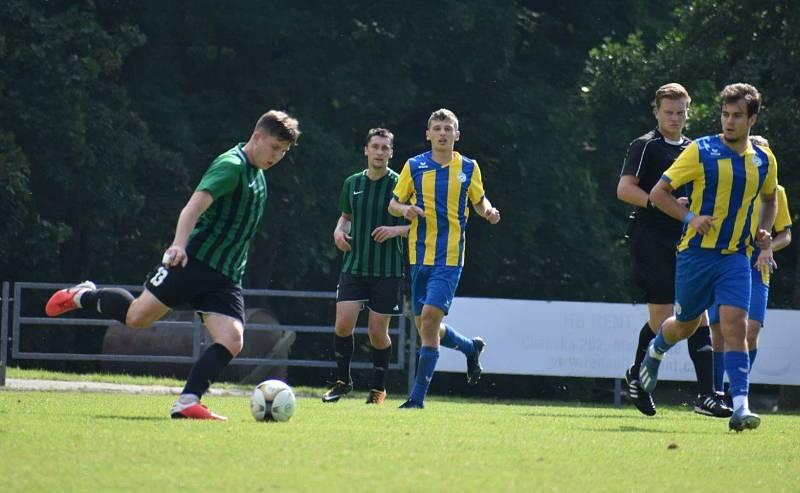 FC VIKTORIA Mariánské Lázně - FC Rokycany 2:0  (1:0)